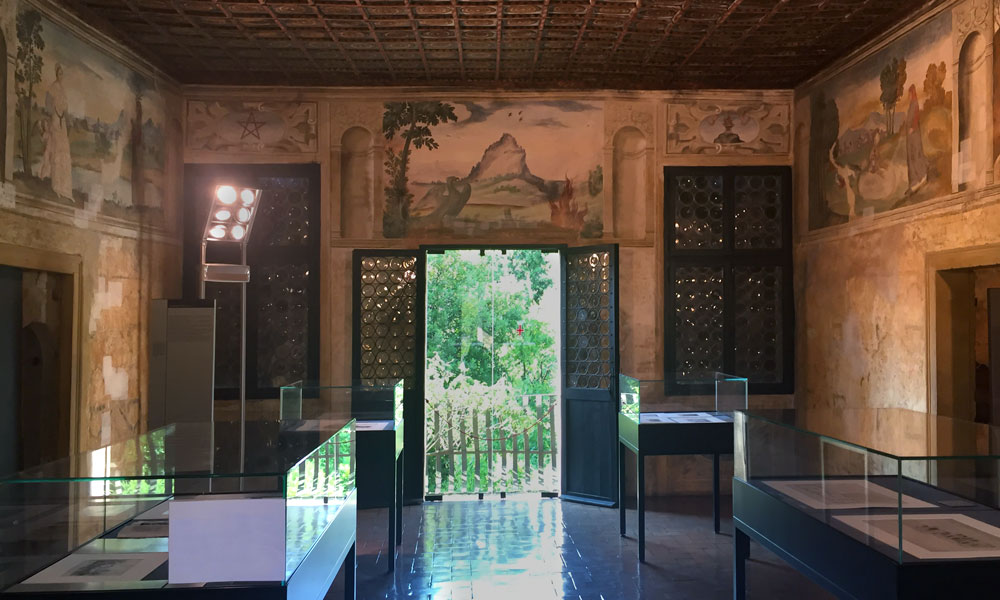 XXV congresso nazionale entomologia event planet group medical & education foto della sala antica