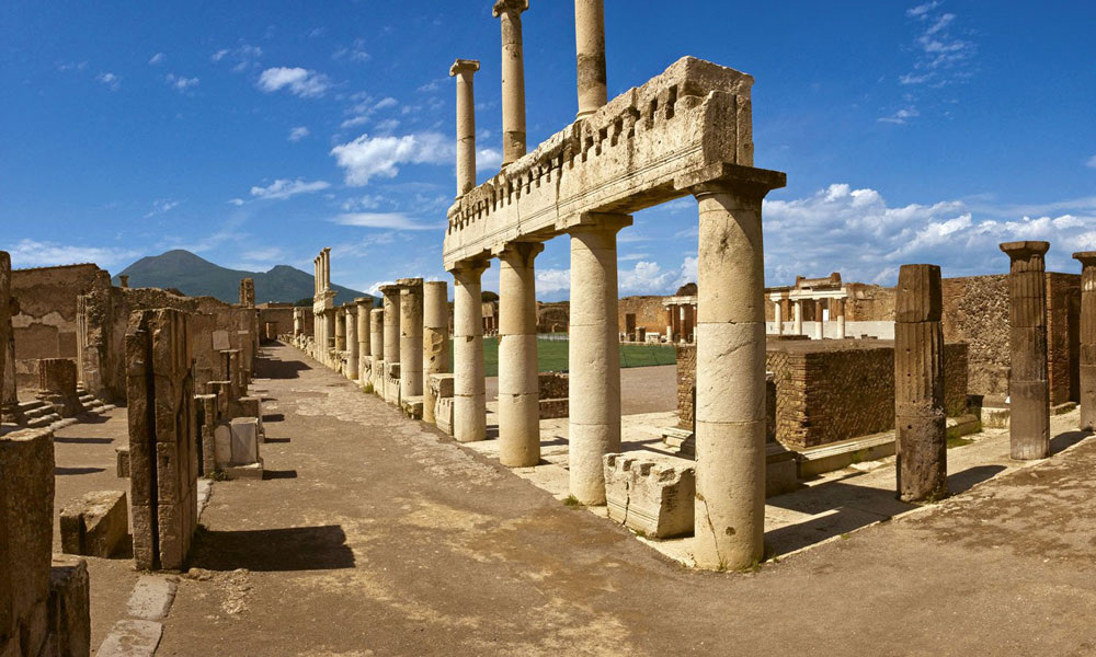 campania felix event planet group incentive travel rovine antiche pompei