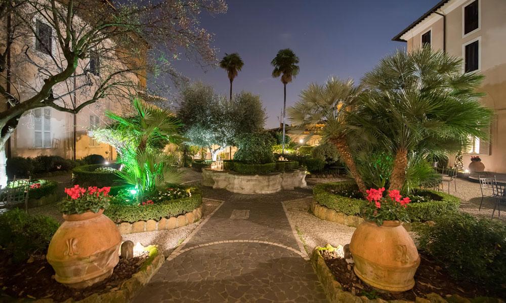 international advisory board event planet group medical & education giardino esterno dell'albergo