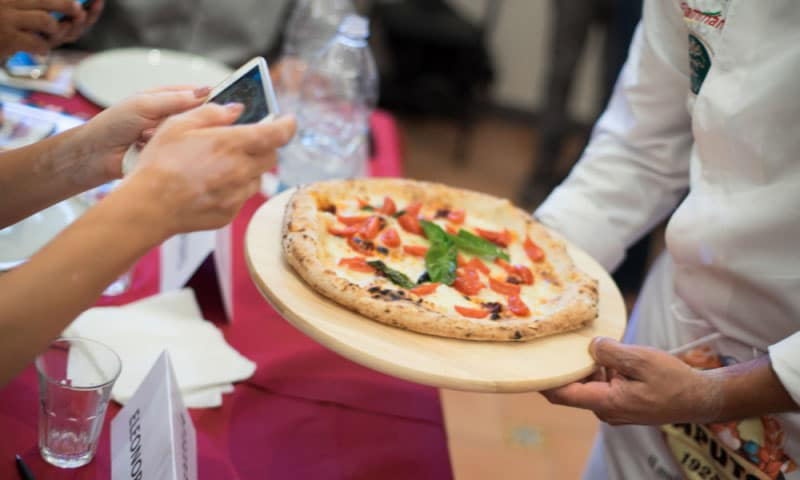pizzaunesco contest event planet group food & wine pizza in gara