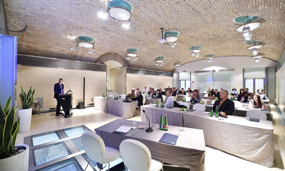 RomAorta medical & education conferenza in corso