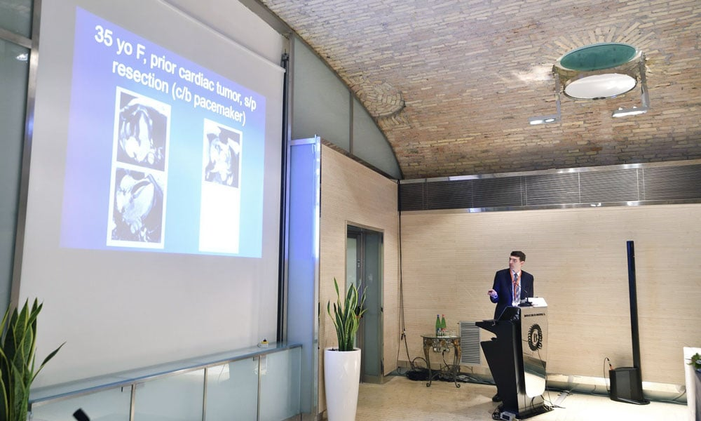 RomAorta medical & education discussione di uno speaker