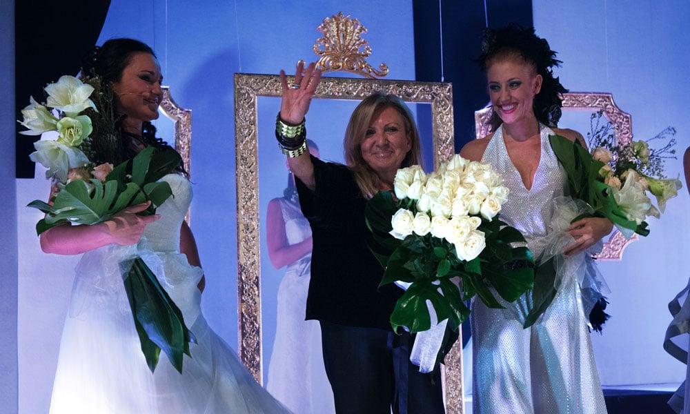 sfilate moda passaro sposa event planet group conference event foto stilista