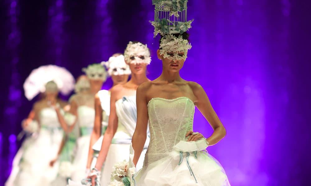 sfilate moda passaro sposa event planet group conference event sfilata