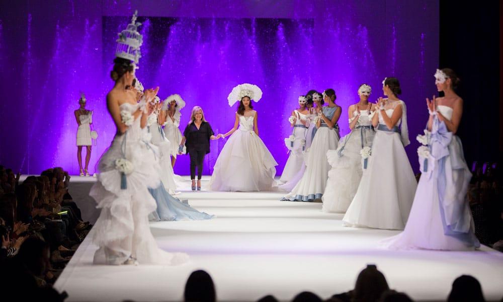 sfilate moda passaro sposa event planet group conference event sfilata con stilista