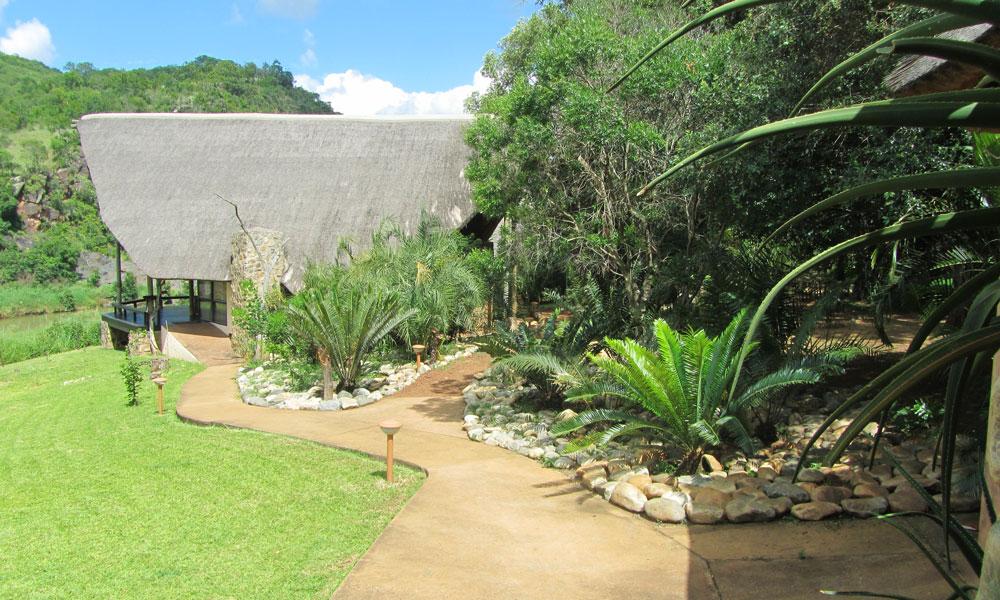 sud africa event planet group incentive travel albergo nella riserva nazionale