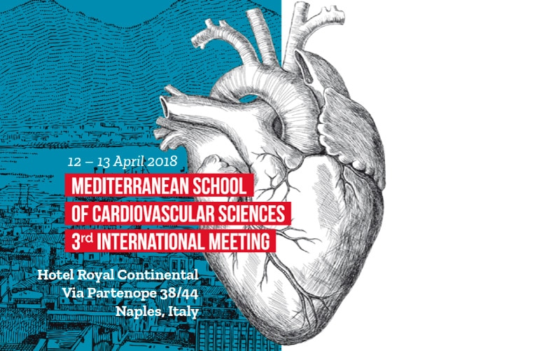 Copertina Evento: Mediterranean School of Cardiovascular Sciences. Archivio Eventi 2018